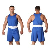 Форма боксёрская RSC BF BX 06 синяя