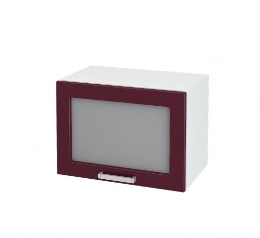 Шкаф горизонтальный со стеклом Линда ШВГС 500