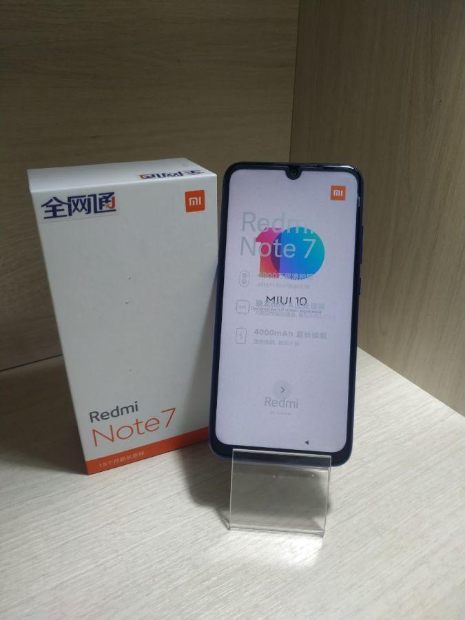 Б/у Xiaomi Redmi Note 7 4/128 CH