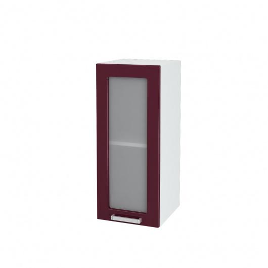 Шкаф верхний со стеклом Линда ШВС 300
