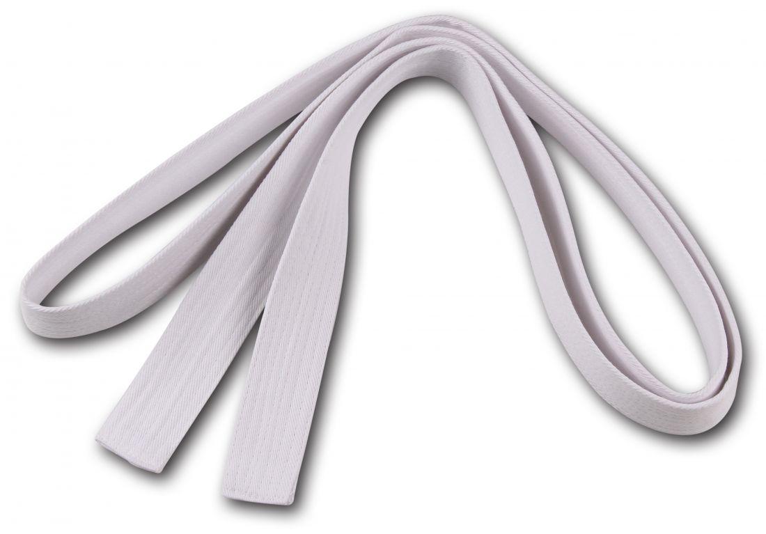 Пояс для кимоно RA-010 2.8м белый