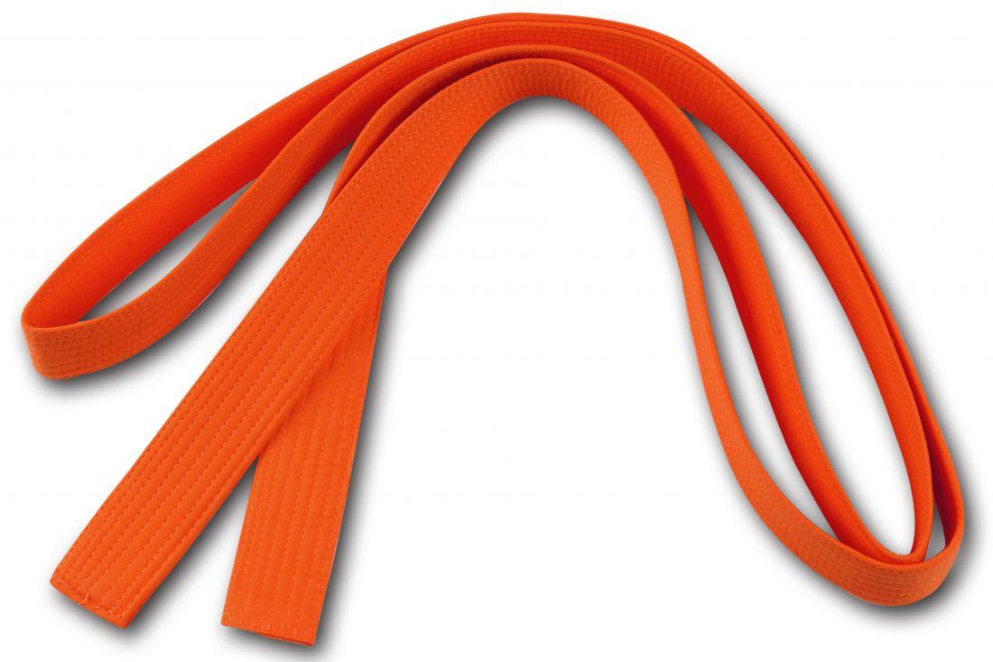 Пояс для кимоно RA-010 2.8м оранжевый