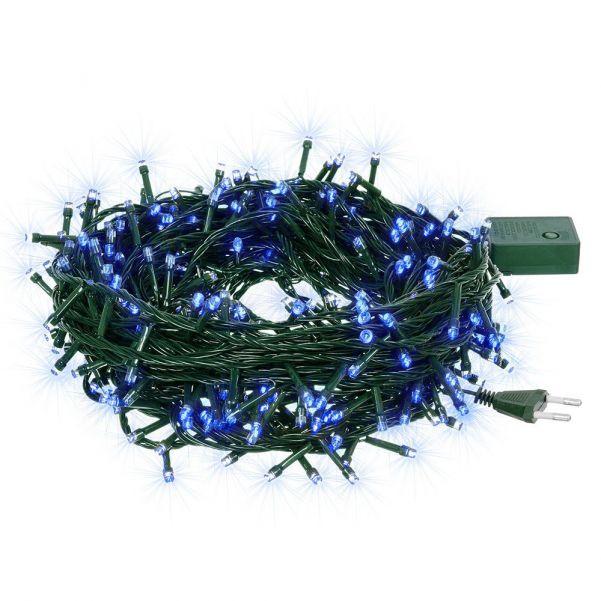 Однотонная гирлянда-нить, 100 LED 8.5 м