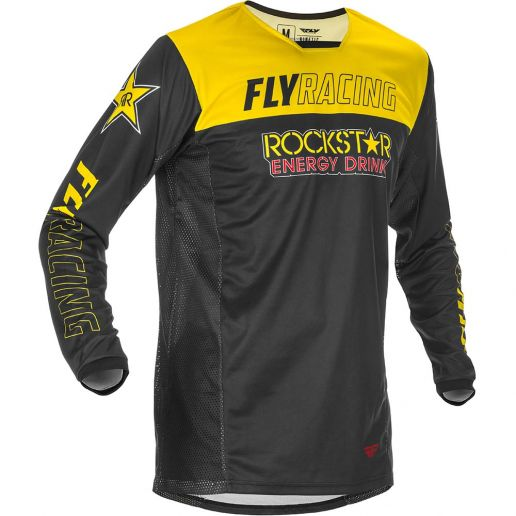 Fly Racing 2021 Kinetic Rockstar джерси