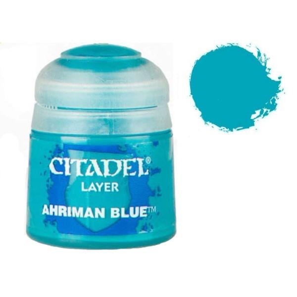 Стандартная краска Ahriman Blue 22-76