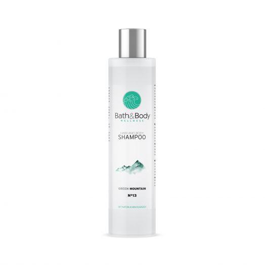 Шампунь для волос / Зеленая гора / Универсальный