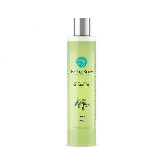 Шампунь для волос / Олива / Восстановление