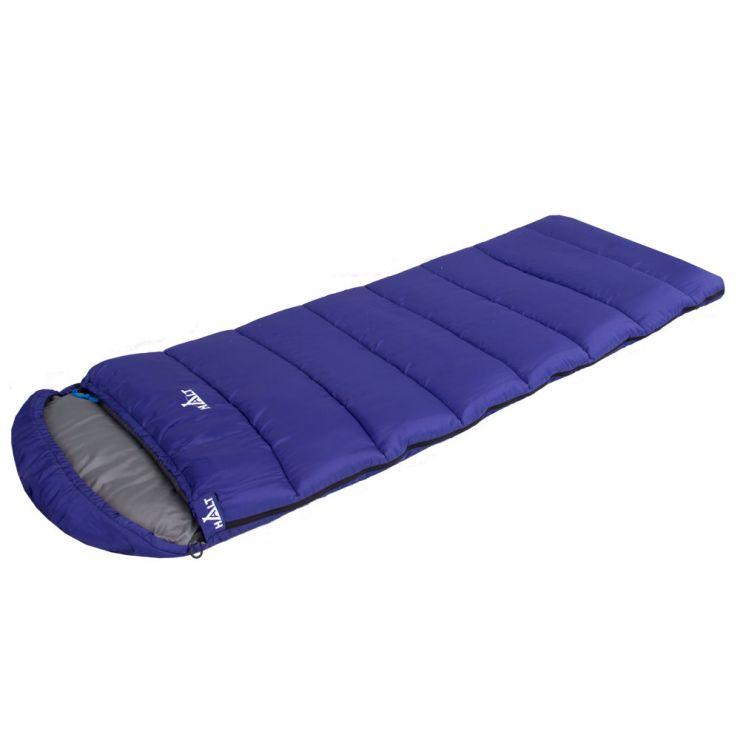 Спальный мешок PRIVAL LAIR XL синий 95*230см +8/+2/-12 2,6кг