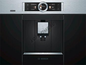 Встраиваемая кофемашина Bosch CTL636ES6