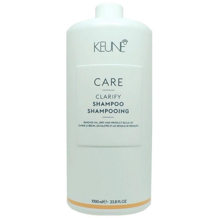 Keune Шампунь Очищающий/ CARE Clarify Shampoo, 1000 мл.