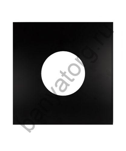 Лист BLACK (AISI 430/0,5мм) к ППУ