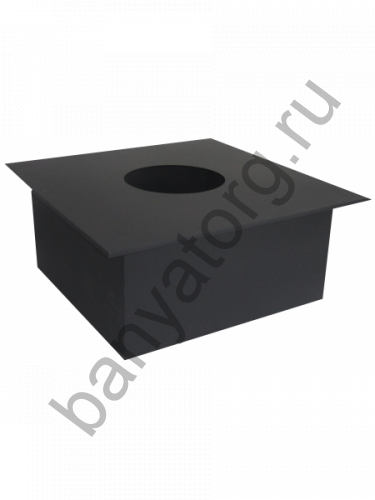 ППУ BLACK (AISI 430/0,5мм)