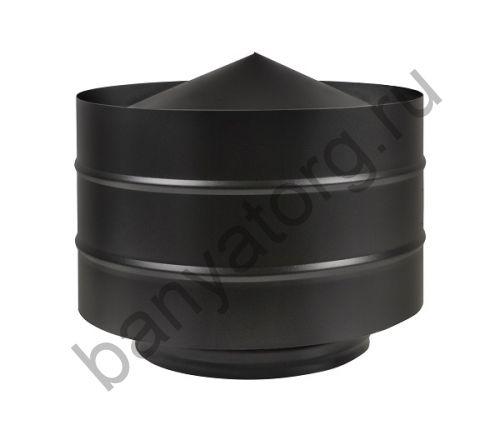 Дефлектор BLACK (AISI 430/0,5мм)