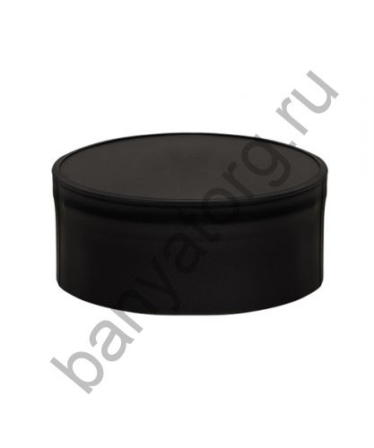Заглушка BLACK (AISI 430/0,5мм)