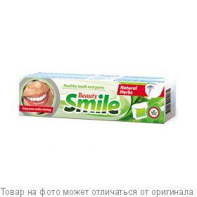 Зубная паста Beauty Smile Natural herbs/Beauty Smile Лечебные травы 100мл/20шт, шт