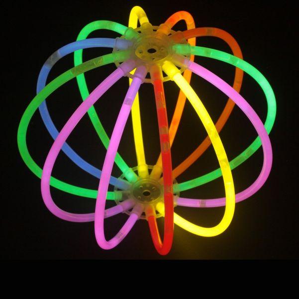 Светящийся китайский фонарик Glow Lantern, 1 шт