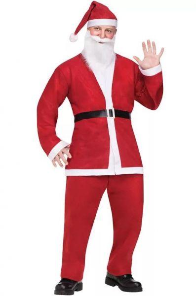 Костюм Деда Мороза (без брюк)