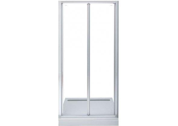Душевая дверь Aquanet Alfa NAA6422 100, прозрачное стекло
