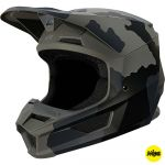 Fox 2021 V1 Trev Black Camo (MIPS) шлем внедорожный