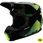 Fox 2021 V1 Tayzer Black (MIPS) шлем внедорожный
