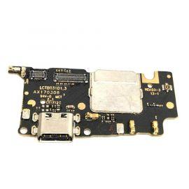 разъем зарядки и микрофон Xiaomi Mi5C