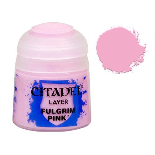 Стандартная краска Fulgrim Pink 22-81