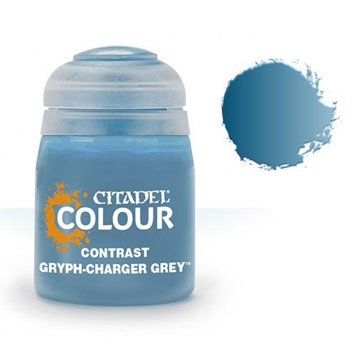 Контрастная краска Gryph-Charger Grey 29-35