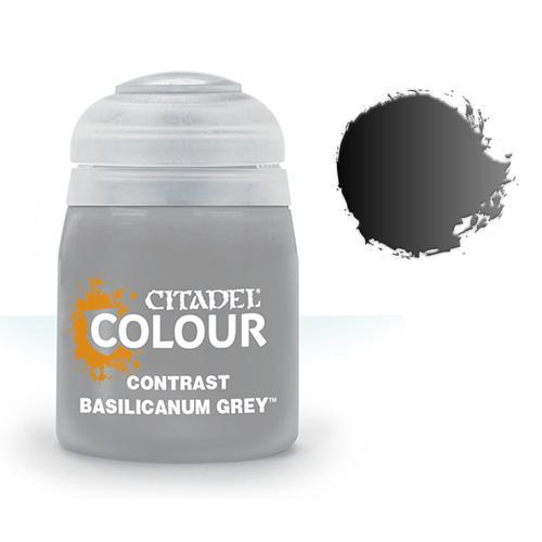 Контрастная краска Basilicanum Grey 29-37