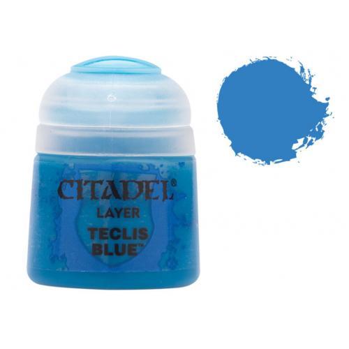 Стандартная краска Teclis Blue 22-17