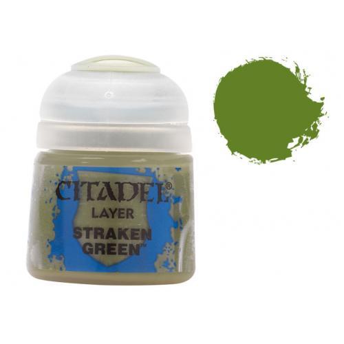 Стандартная краска Straken Green 22-28
