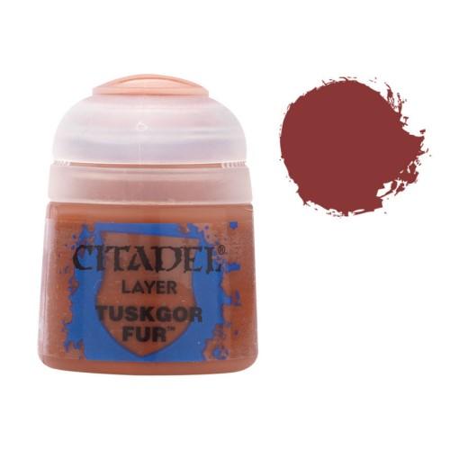Стандартная краска Tuskgor Fur 22-46