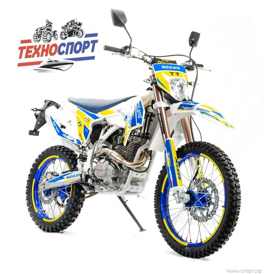 Motoland TT 250