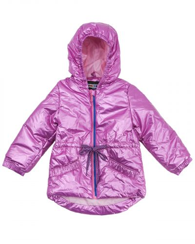 Нейлоновая куртка для девочки 3-7 лет Bonito сиреневая