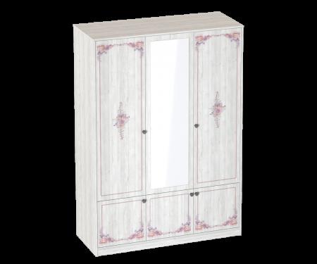 Эльза спальня шкаф 1,41м