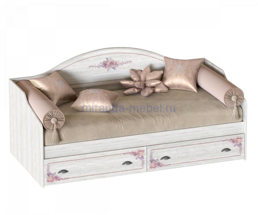Эльза спальня Кровать 900