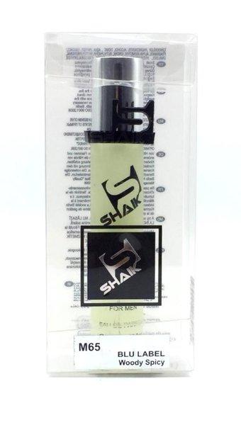 Shaik M65 (Givenchy Pour Homme Blue Label) 20 мл