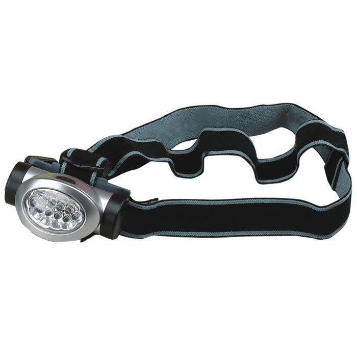Фонарь налобный Headlight 10LED (10LA) элипс