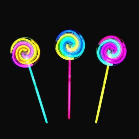Светящийся леденец Glow Candy Stick, 1шт
