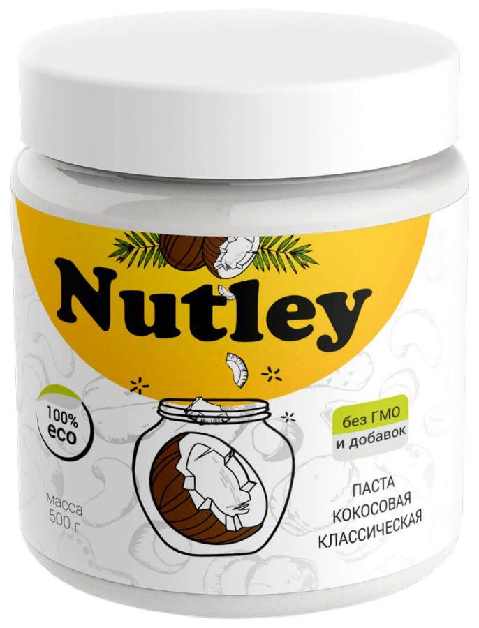 Кокосовая паста Nutley классическая, 500г