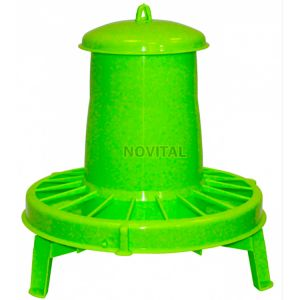 Кормушка бункерная на ножках 20л (15 кг)