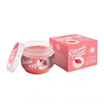 Скраб для тела с активом сока персика. 250 гр