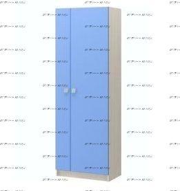 Шкаф двухдверный Юниор-М