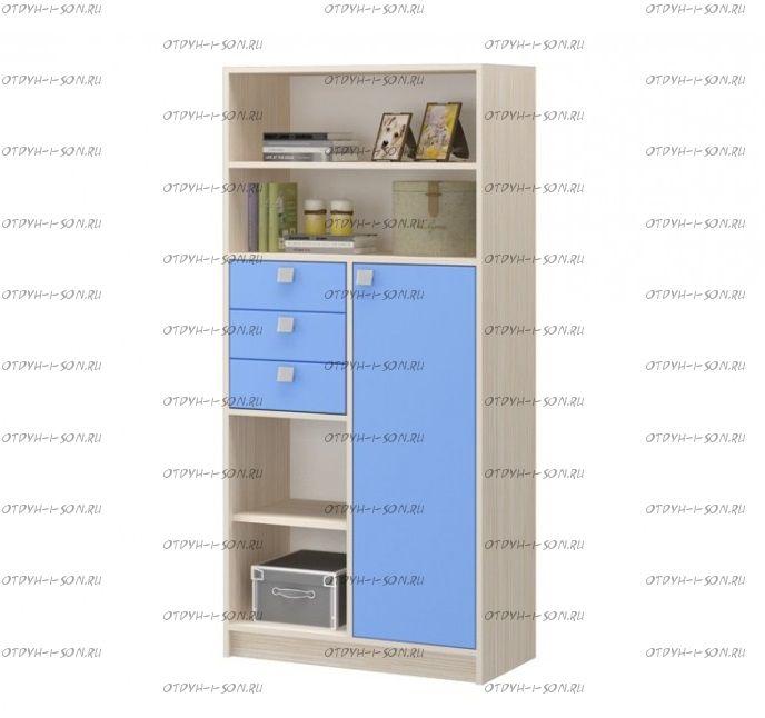 Шкаф двухдверный Юниор-М №1