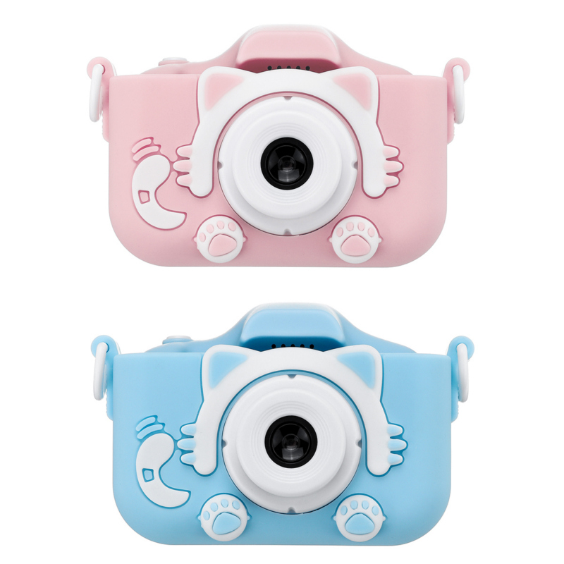 Детский фотоаппарат Кошечка