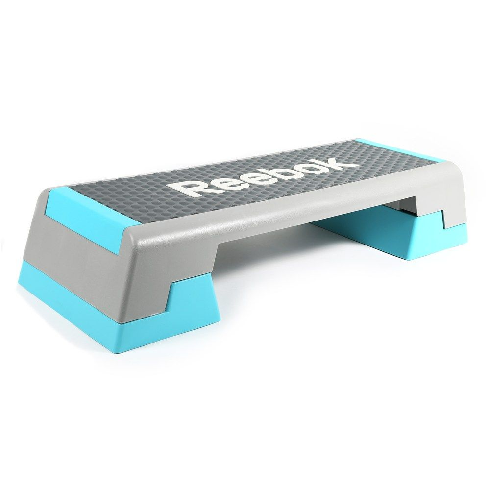 Степ-платформа Reebok step RAP-11150BL серый
