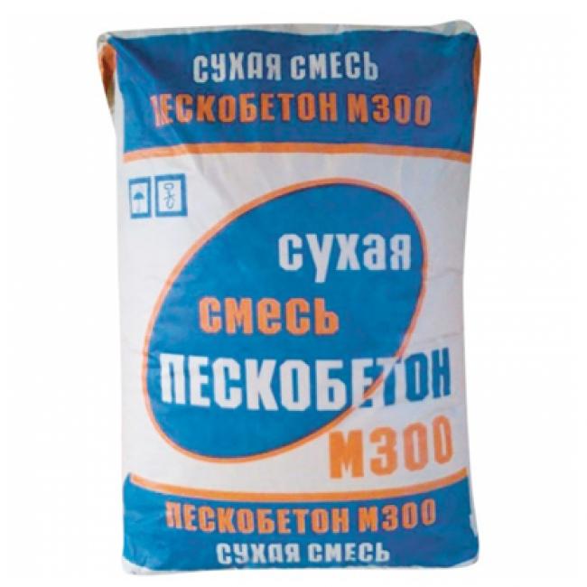 Пескобетон М300 40кг