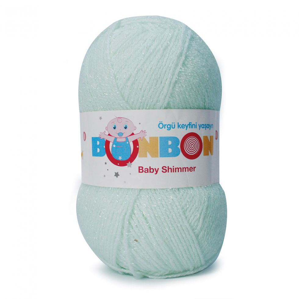BONBON BABY SHIMMER Цвет № bs1