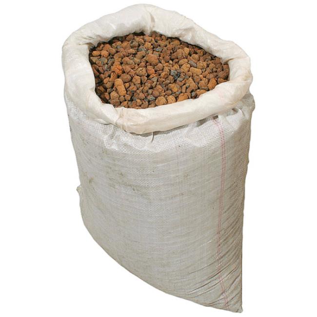 Керамзит 10-20мм мешок 0,02м3