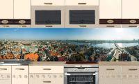 Наклейка на фартук кухни - Рига | интерьерные наклейки