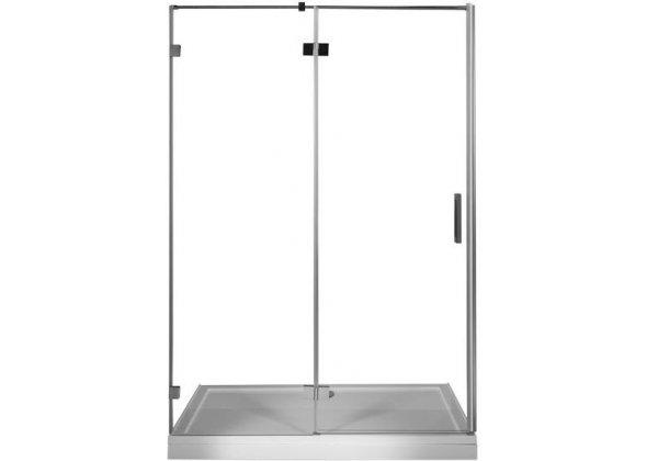 Душевая дверь Aquanet Beta NWD6221 140 R, прозрачное стекло